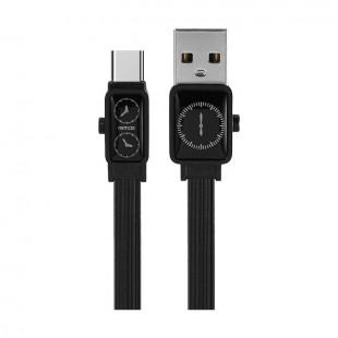 کابل تبدیل USB به USB-C ریمکس مدل RC-113a طول 1 متر