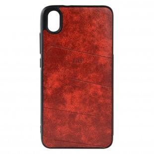 کاور مدل Leather مناسب برای گوشی موبایل شیائومی Redmi 7A