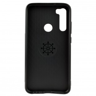 کاور مدل Leather مناسب برای گوشی موبایل شیائومی Redmi Note 8
