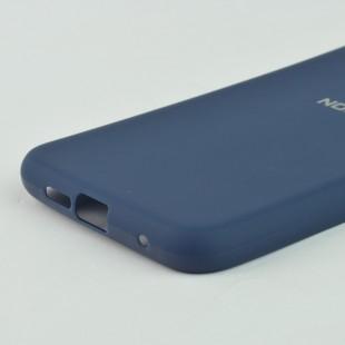 کاور مدل Silicon مناسب برای گوشی موبایل نوکیا 6.1Plus
