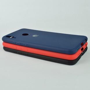 کاور مدل Silicon مناسب برای گوشی موبایل آنر 8X