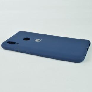 کاور مدل Silicon مناسب برای گوشی موبایل Honor 10 Lite
