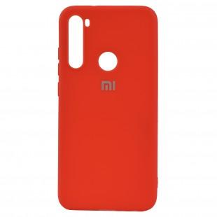 کاور مدل Silicon مناسب برای گوشی موبایل شیائومی Redmi Note 8