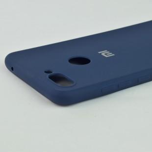 کاور مدل Silicon مناسب برای گوشی موبایل شیائومی Mi 8 Lite