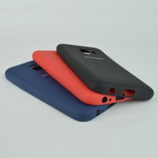 کاور مدل Silicon مناسب برای گوشی موبایل سامسونگ Galaxy J2 Core