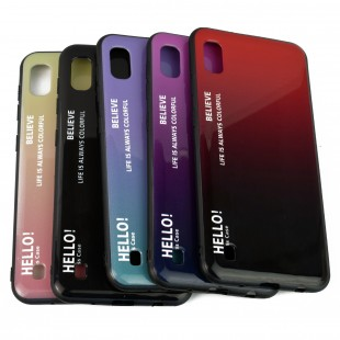 کاور مدل Hello مناسب برای گوشی موبایل سامسونگ Galaxy A10