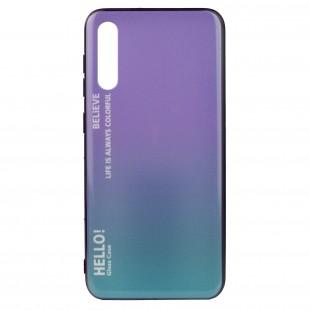 کاور مدل Hello مناسب برای گوشی موبایل سامسونگ Galaxy A50