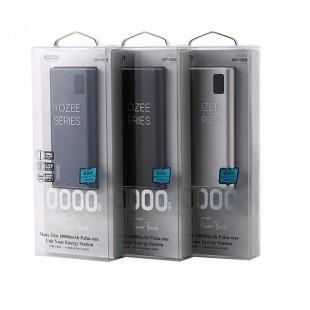 پاور بانک دبلیو کی مدل WP-099 Yooze2 ظرفیت 10000 میلی آمپر ساعت