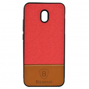 کاور مدل Baseus Leather مناسب برای گوشی موبایل شیائومی Redmi 8A