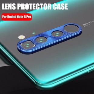 محافظ لنز دوربین مدل AluminumCap مناسب برای گوشی موبایل شیائومی Note 8 Pro