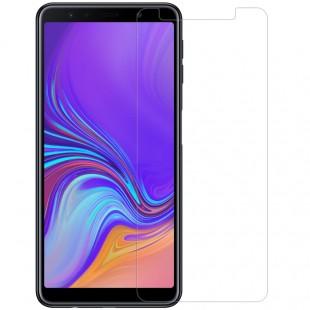 محافظ صفحه نمایش مدل Simple مناسب برای گوشی موبایل سامسونگ Galaxy A7 2018