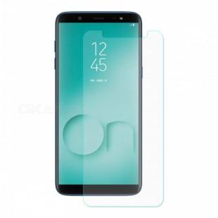 محافظ صفحه نمایش مدل Simple مناسب برای گوشی موبایل سامسونگ Galaxy J8 2018