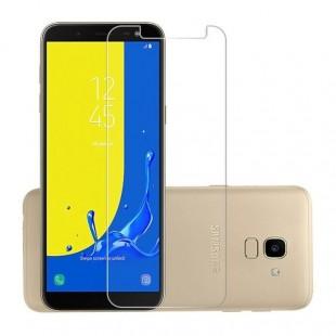 محافظ صفحه نمایش مدل Simple مناسب برای گوشی موبایل سامسونگ Galaxy J6 2018