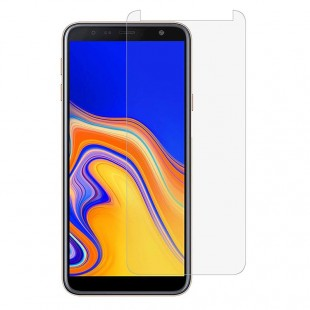 محافظ صفحه نمایش مدل Simple مناسب برای گوشی موبایل سامسونگ Galaxy J4 Plus