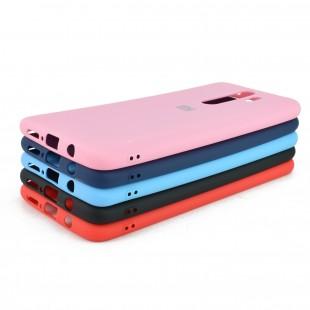 کاور مدل Silicon مناسب برای گوشی موبایل شیائومی Redmi Note 8 Pro