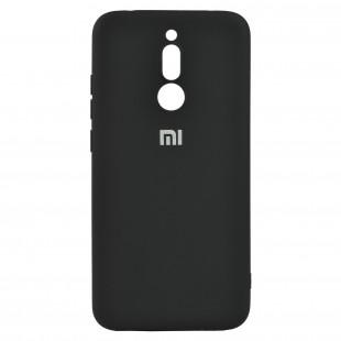 کاور مدل Silicon مناسب برای گوشی موبایل شیائومی Redmi 8