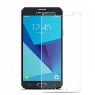 محافظ صفحه نمایش مدل Simple مناسب برای گوشی موبایل سامسونگ Galaxy J3 Prime