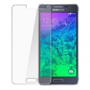 محافظ صفحه نمایش مدل Simple مناسب برای گوشی موبایل سامسونگ Galaxy Alpha