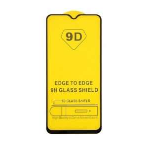 محافظ صفحه نمایش مدل 9D Pro مناسب برای گوشی سامسونگ Galaxy M20 به همراه بسته بندی