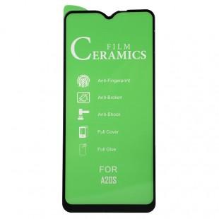 محافظ صفحه نمایش مدل Ceramic 9D مناسب برای گوشی سامسونگ Galaxy A20S
