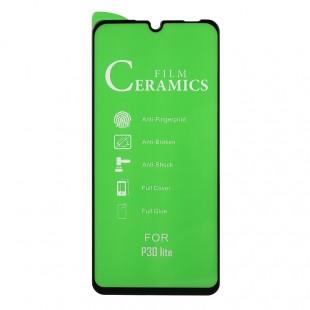 محافظ صفحه نمایش مدل Ceramic 9D مناسب برای گوشی هوآوی P30 Lite