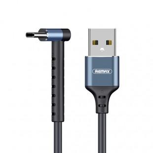 کابل تبدیل USB به USB-C ریمکس مدل RC-100a طول 1 متر