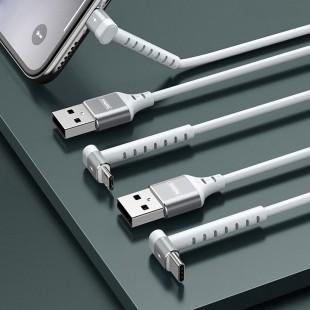کابل تبدیل USB به USB-C ریمکس مدل RC-0100a طول 1 متر