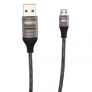 کابل تبدیل USB به MicroUSB ریمکس مدل RC-130m طول 1 متر