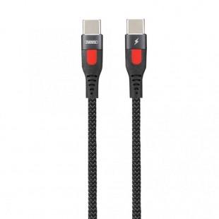 کابل تبدیل USB-C به لایتنینگ ریمکس مدل RC-151ci طول 1 متر