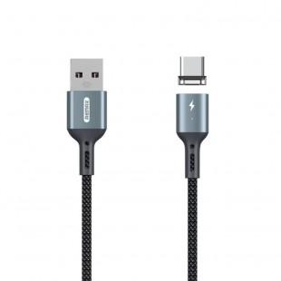 کابل تبدیل USB به USB-C ریمکس مدل RC-156a طول 1 متر