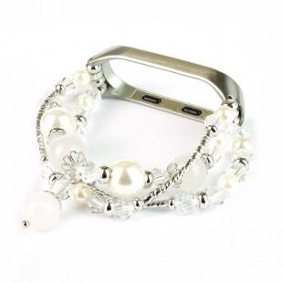 بند جواهری مدل CBXM332 مناسب برای مچ بند هوشمند شیائومی Mi Band 3/4