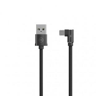 کابل تبدیل USB به MicroUSB دبلیو کی مدل WDC-081m طول 1 متر