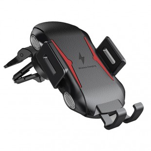 پایه نگهدارنده و شارژر بی سیم گوشی ریمکس مدل RM-C38