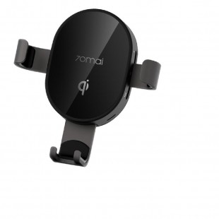 پایه نگهدارنده و شارژر بی سیم گوشی شیائومی مدل 70mai WCJ02ZM 20W