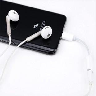مبدل صدا USB-C به جک 3.5 میلیمتری شیائومی مدل SJV4091TY