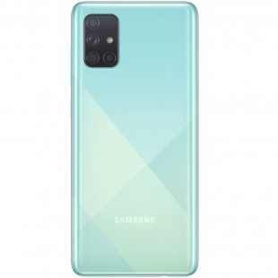 گوشی موبایل سامسونگ مدل Galaxy A71 SM-A715F/DS دو سیمکارت ظرفیت رم 6 گیگابایت حافظه داخلی 128 گیگابایت
