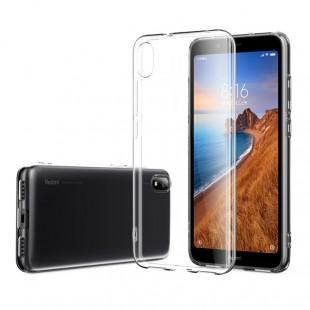 کاور مدل Clear jelly مناسب برای گوشی موبایل شیائومی Redmi 7A