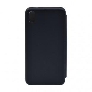 کیف کلاسوری مدل Leather Magnet مناسب برای گوشی شیائومی Redmi 7A