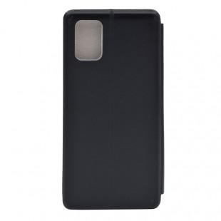 کیف کلاسوری مدل Leather Magnet مناسب برای گوشی سامسونگ Galaxy A71