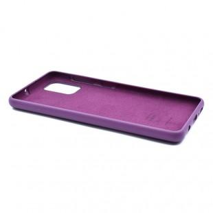 کاور مدل Silicon Case مناسب برای گوشی موبایل سامسونگ Galaxy A71