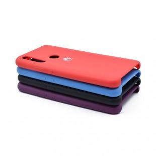کاور مدل Silicon Case مناسب برای گوشی موبایل هواوی Y9 Prime 2019