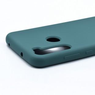 کاور مدل Silicon Case مناسب برای گوشی موبایل شیائومی Redmi Note 8T