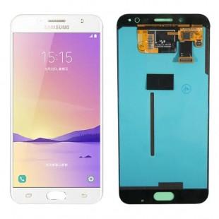 تاچ و ال سی دی سامسونگ Galaxy C8