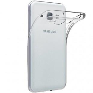 کاور مدل Clear jelly مناسب برای گوشی موبایل سامسونگ Galaxy J1