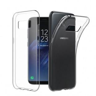 کاور مدل Clear jelly مناسب برای گوشی موبایل سامسونگ Galaxy S8