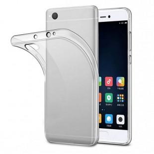 کاور مدل Clear jelly مناسب برای گوشی موبایل شیائومی Mi 5C