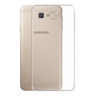 کاور مدل Clear jelly مناسب برای گوشی موبایل سامسونگ Galaxy J7 Prime