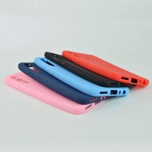 کاور مدل Silicon مناسب برای گوشی موبایل شیائومی Redmi Note 8T