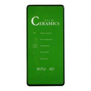 محافظ صفحه نمایش مدل Ceramic 9D مناسب برای گوشی سامسونگ Galaxy A51