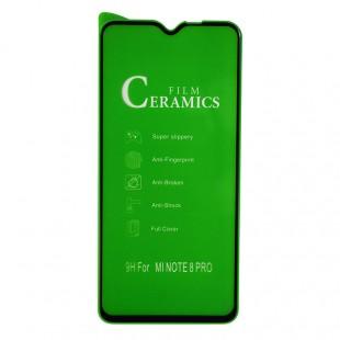محافظ صفحه نمایش مدل Ceramic 9D مناسب برای گوشی شیائومی Redmi Note 8 Pro